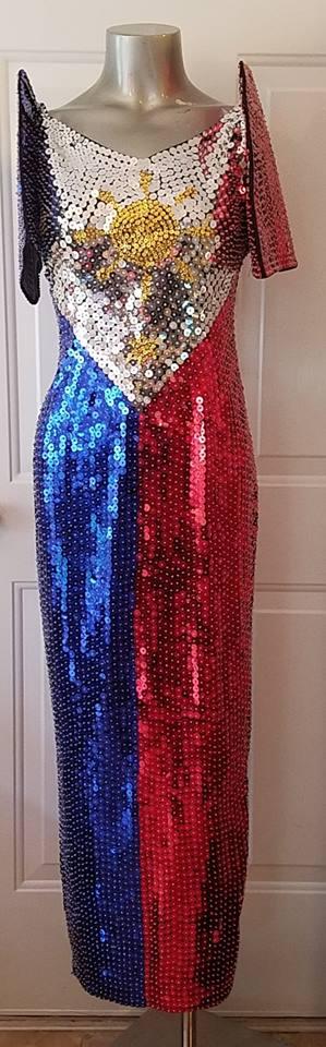 4e6d80ea6ed Filipiniana Makabayan gown – Pinay Boutique